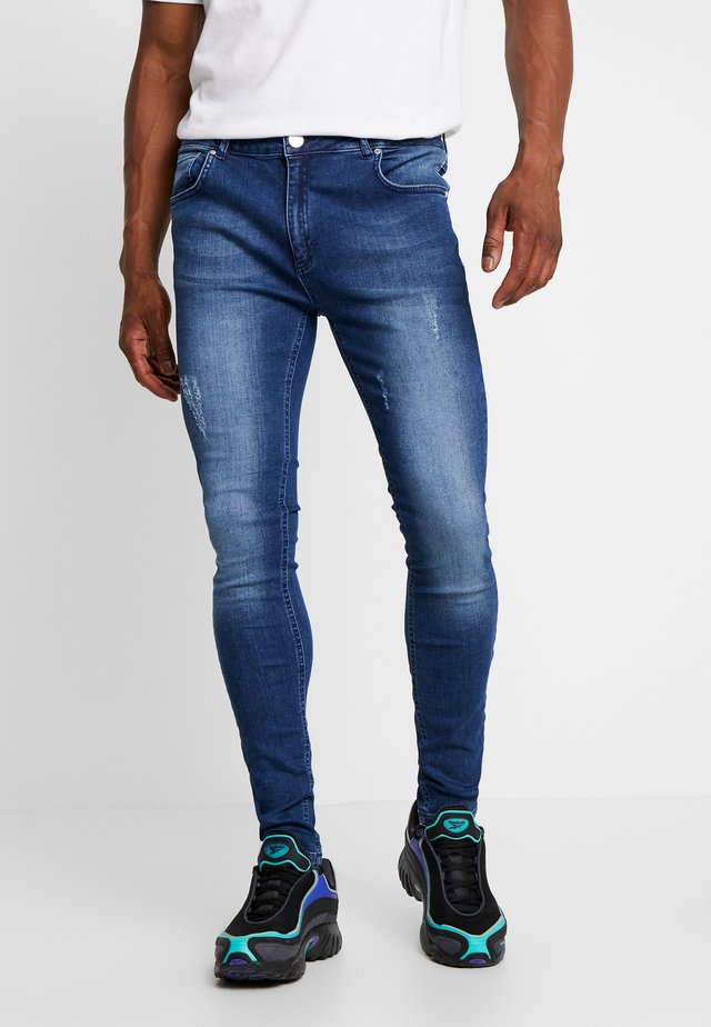 CARNABY SPRAY - Jeans Skinny Fit - blue wash