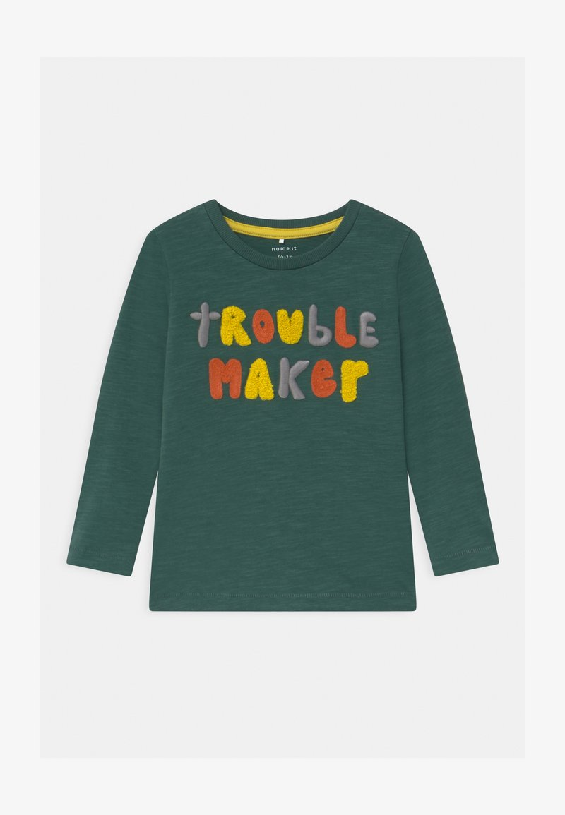 Name it - NMMSUMON - Long sleeved top - bistro green