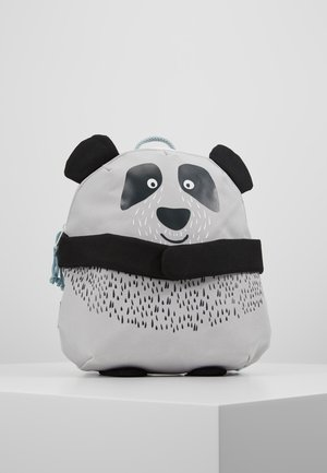 BACKPACK PANDA - Tagesrucksack - light grey