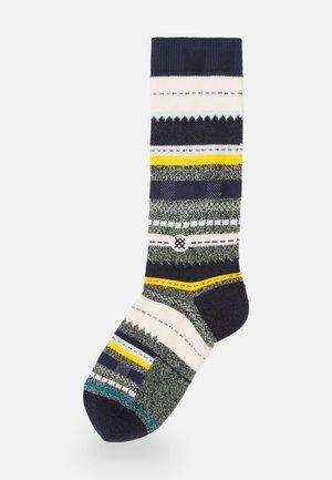 TUCKER CREW - Socks - blue