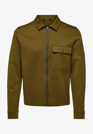 Light jacket - fir green