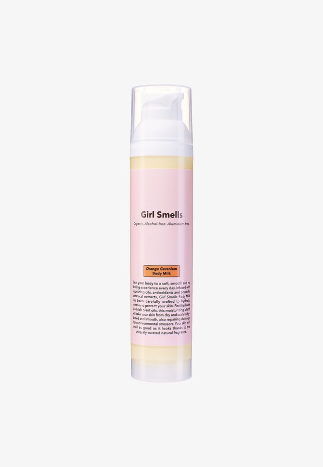 BODY MILK 100ML - Moisturiser - orange geranium