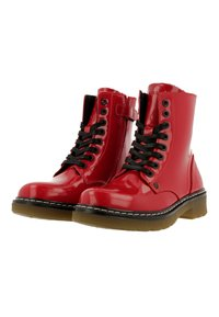 Bullboxer - Veterboots - shinning red - 2