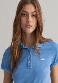 GANT - Polo shirt - pacific blue - 3