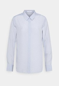 Opus - FASTINE CIRCLE - Button-down blouse - blue mood - 0