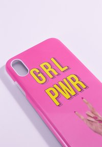 Antwerp Avenue - iPhone XS MAX - Phone case - pink - 3