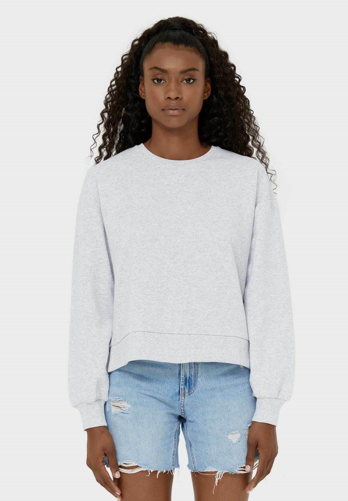 Damen MIT SCHLITZEN  - Sweatshirt