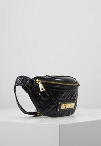 Love Moschino - Bum bag - black - 3