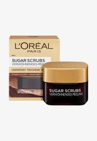 L'Oréal Paris - SUGAR SCRUBS NOURISHING 50ML - Peeling viso - - - 0