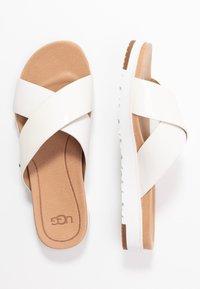 UGG - KARI - Slip-ins - white - 3