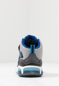 Geox - INEK BOY - High-top trainers - grey/royal - 3