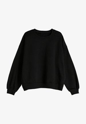 OVERSIZE  - Bluza - black