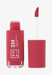 3ina - THE LONGWEAR LIPSTICK - Liquid lipstick - 334 - 0