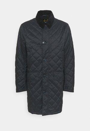 QUILTED - Krátký kabát - navy/midnight