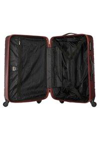 Wittchen - CLASSIC - Wheeled suitcase - burgund - 4