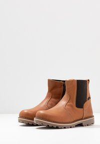 Friboo - Nilkkurit - brown - 3