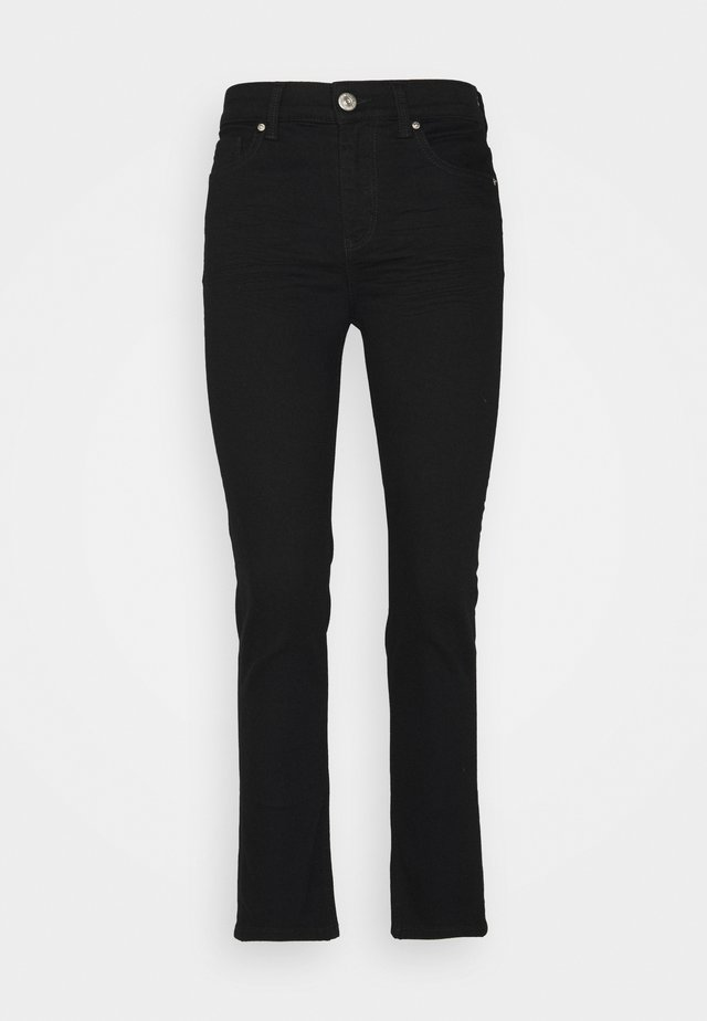 LILY SLIM - Slim fit jeans - black