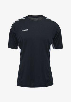 TECH MOVE - Print T-shirt - black