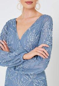 BEAUUT - Festklänning - powder blue - 3
