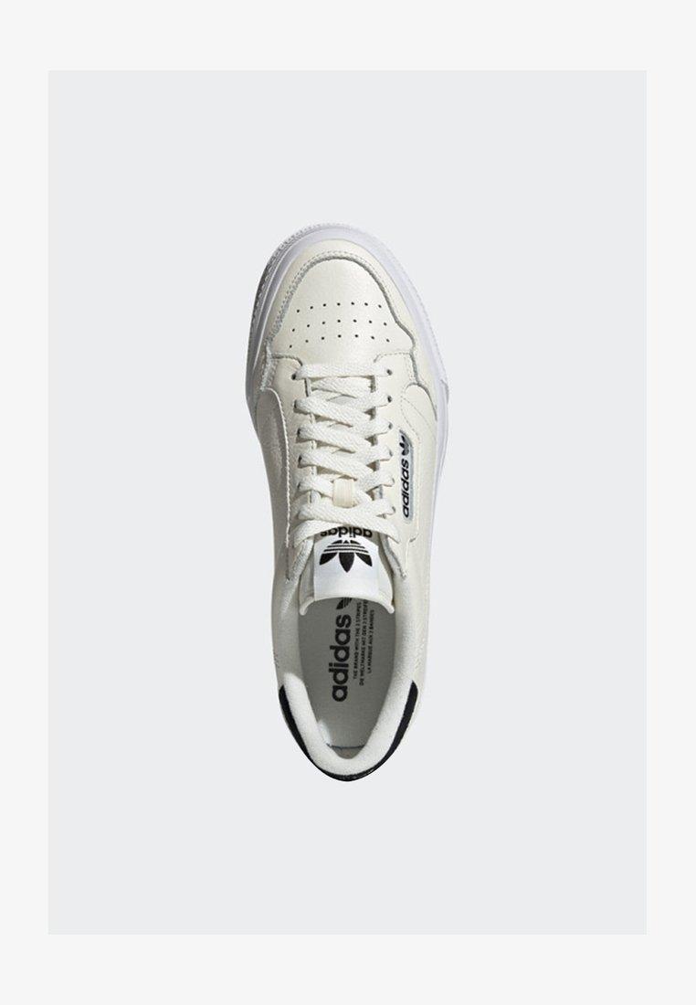 Algebraico Adaptación alumno  adidas Originals CONTINENTAL VULC SHOES - Trainers - white - Zalando.de