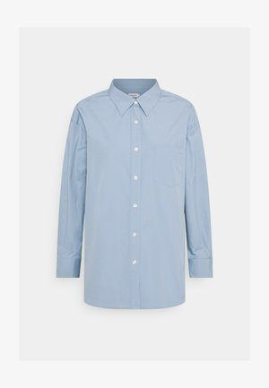 SAMMY - Button-down blouse - faded blue