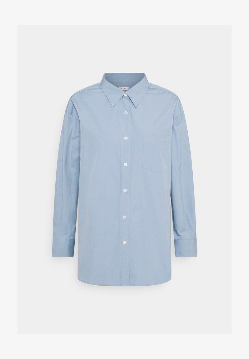 Filippa K - SAMMY - Button-down blouse - faded blue