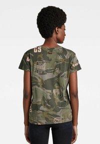 G-Star - CAMO TYPE - T-shirt print - camo - 1