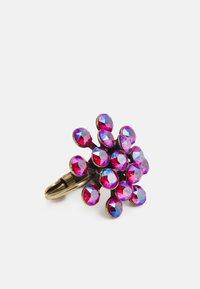Konplott - MAGIC FIREBALL - Earrings - red - 2