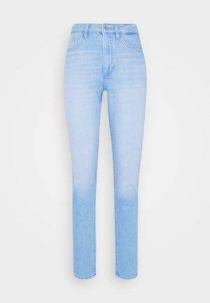 ONLVENEDA LIFE MOM - Džíny Slim Fit - light blue denim