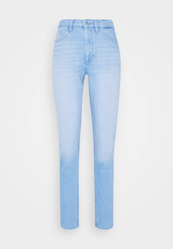 ONLVENEDA LIFE MOM - Slim fit jeans - light blue denim