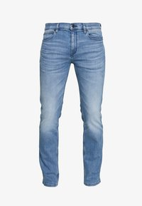 HUGO - Jeans slim fit - bright blue - 4