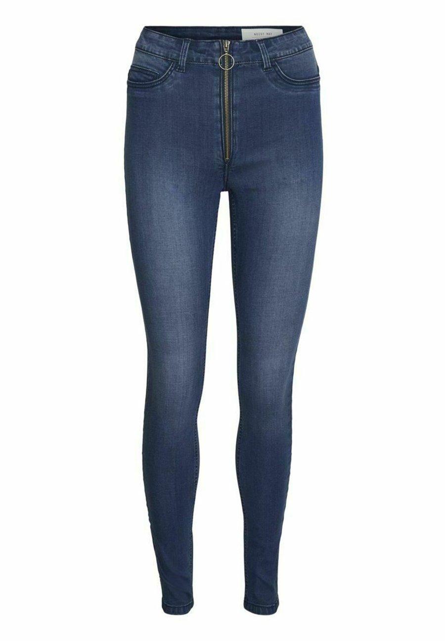 Damen NMCALLIE  - Jeans Skinny Fit
