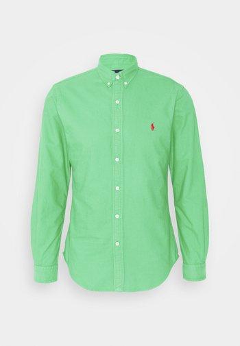 LONG SLEEVE SPORT SHIRT - Shirt - golf green