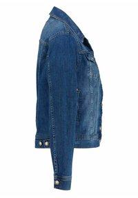 Lieblingsstück - Denim jacket - stoned blue - 1