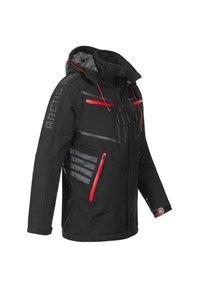 Arctic Seven - Soft shell jacket - schwarz - 1