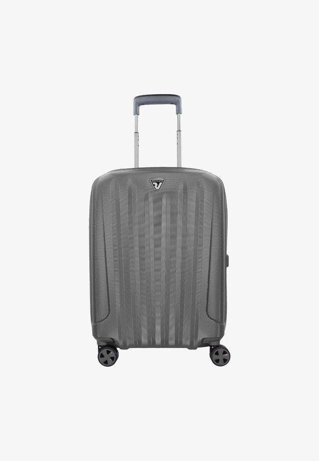 UNICA  - Wheeled suitcase - grey