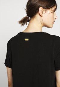 Barbour International - THUNDERBOLT DRESS - Jersey dress - black - 3