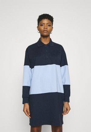 MARGRET DRESS - Day dress - blue/light blue