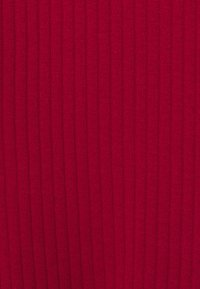 Dorothy Perkins - SCOOP NECK  - Long sleeved top - oxblood - 2