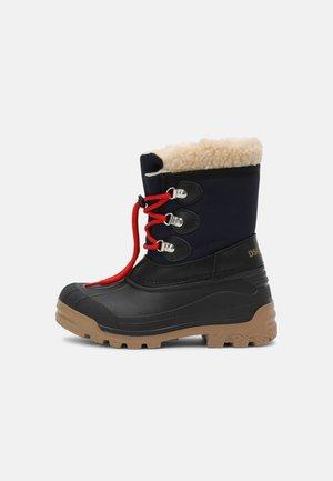 UNISEX - Winter boots - dark blue/black