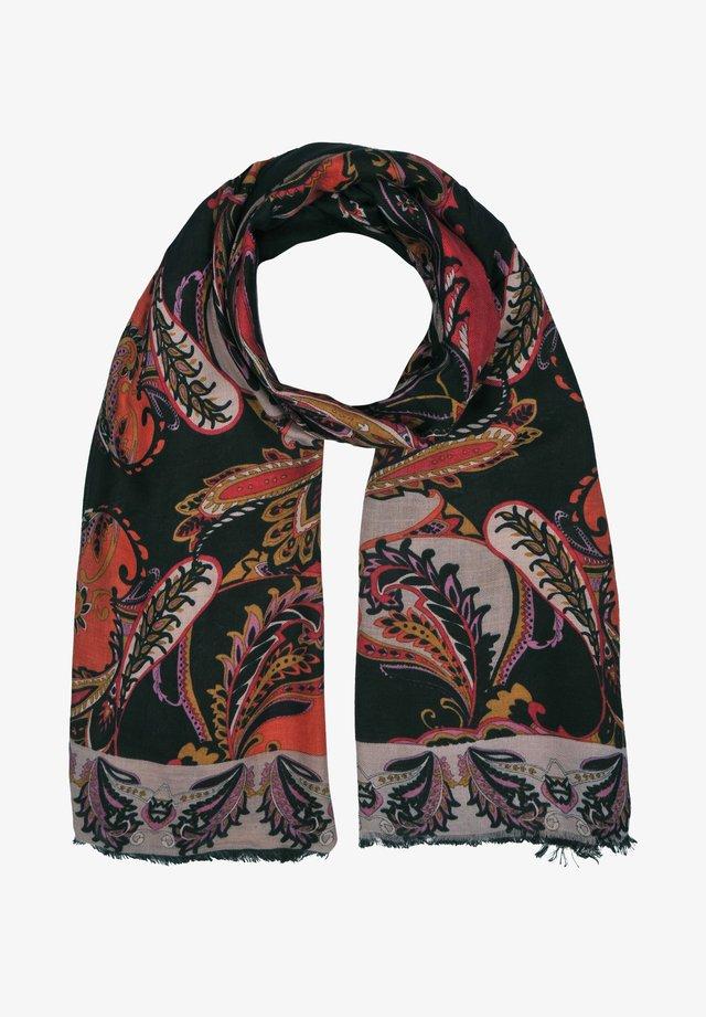 Sjaal - mehrfarbig gem. foto