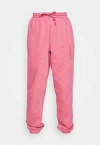 PANT - Teplákové kalhoty - trace maroon