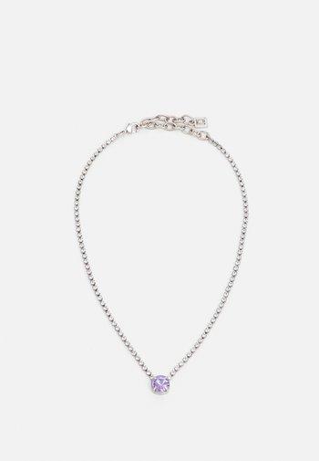 GEM NECKLACE - Necklace - violet