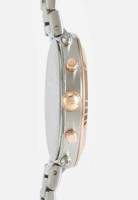 Tommy Hilfiger - EMERY - Zegarek - silver-coloured/white - 2
