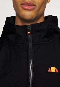 Ellesse - FRECCIA - Fleece jumper - black/burgundy - 5