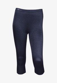 Anita - 3/4 sports trousers - blue iris - 2