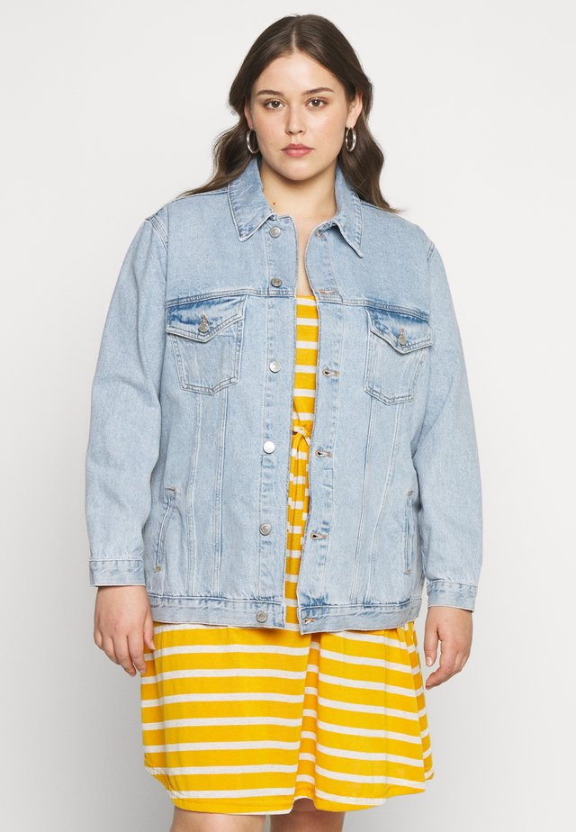 JACKET - Veste en jean - light blue