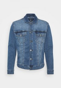 Only & Sons - ONSCOME LIFE TRUCKER - Jeansjacka - blue denim - 4