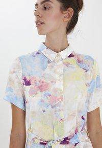 ICHI - Shirt dress - multi color - 2