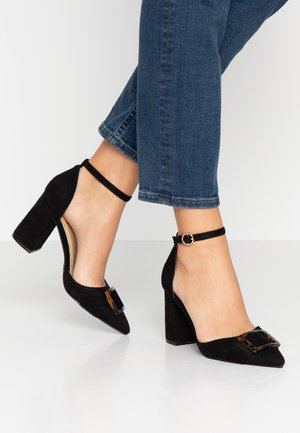 HANNAH - High heels - black